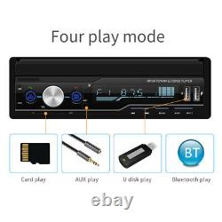 1 Din 7 Touch Screen Android Bluetooth USB GPS Flip Car Stereo Radio MP5 Player