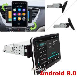 10.1 Android 9.0 Single 1Din In-Dash Car GPS Navigation Stereo Radio 4G Wifi