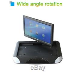 10.1HD Car Roof Mount Flip Down MP5 Monitor Overhead Multimedia Video FM Player