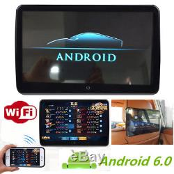 10.6 HD 1080P Car Headrest Touch Monitor Screen Android 6.0 Bluetooth Wifi 3G