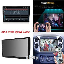 1080P Car Android 8.1 2Din 10.1 HD Car Stereo GPS Radio Mirror Link OBD Player