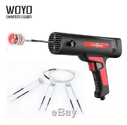 110-220V US Plug Induction Ductor Magnetic Heater Bolt Flameless Heating Tools