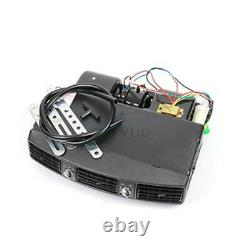 12V Universal Car Truck A/C Underdash Evaporator Air Conditioning Cooling System