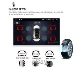 1DIN 9 HD 1080P Car Stereo Radio Android 9.1 Quad-core 2GB+32GB GPS Mirror Link