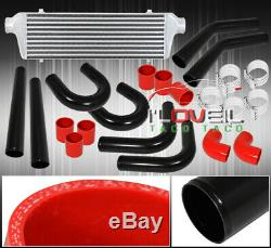 2.5 Fmic Piping Pipe Kit + Turbo Intercooler + Silicone Couplers + T-Bolt Clamp