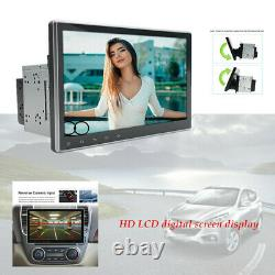 2Din Rotatable Android 8.1 10.1 1080P Full Touch Screen Bluetooth Radio FM MP5