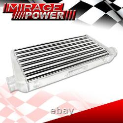 30.75X11.75X3 Front Mount Aluminum Performance Cooling Tube & Fin Intercooler