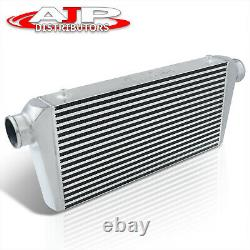 31 3 In/Out Universal Sport Front Mount Turbo Intercooler Aluminum with Bracket