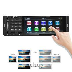 5.1'' Touch Screen Bluetooth LCD Display Car FM Radio Audio Video MP3 MP5 Player