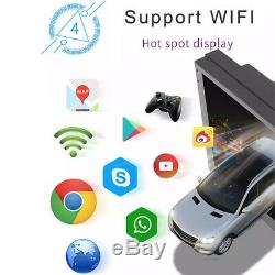 7 Android 8.1 Car Stereo 2 Din Video MP5 Touch Radio Mirror Link WIFI GPS NAVI