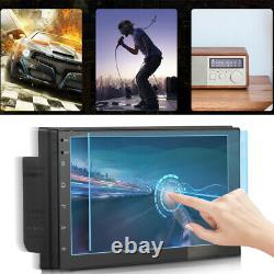 7'' Car MP5 Player Touch Screen Multimedia Radio Stereo FM GPS For iOS/Android