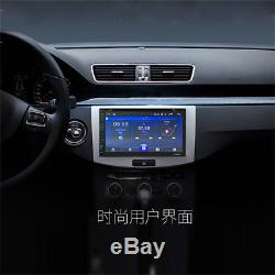 7'' Double 2 DIN Touch Android Car DVD Player Radio Stereo GPS WIFI Bluetooth FM