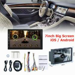 7'' Touch Screen Car MP5 Player WIFI Multimedia Radio Stereo FM for iOS/Android