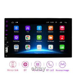 7'' Touch Screen GPS Navigation USB Radio Stereo FM MP5 Player for iOS/Android