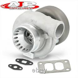 70AR 4 T70/T3 Stage 4 Turbo Charger Surge Port 500HP+ For Toyota Supra 1JZ 2JZ
