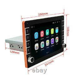 9 1 DIN Android 9.1 Quad Core Car Stereo MP5 Radio Player GPS Navigation Wifi