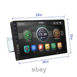 9 1DIN Car Stereo MP5 Player Radio Indash FM Projection for Iphone Touchable