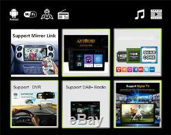 9 1DIN Rotatable Android 8.1 1080P Car Stereo Radio GPS MP5 Player With Camera