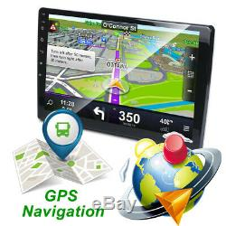 9 2DIN Car Stereo Radio Palyer Android 8.1 4-Core GPS Wifi with Bracket & Camera