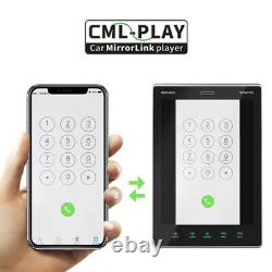 9.5 HD Bluetooth MP5 Player Car Touch Screen Navigation Android10.1 MirrorLink