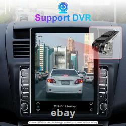 9.7 vertical screen HD 2.5D explosion-proof glass car MP5 player Android 8.1