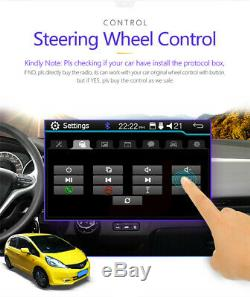 9 Single 1Din Stereo Radio FM MP5 Player Touch Screen WINCE Head Unit Universal
