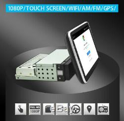 9 inch 1 Din Car FM USB AUX MP5 Player Touch Screen Stereo Radio Android 8.1