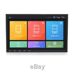 9Inch 1080P Single Din Android 8.0 Octa-Core 1G+16G Car SUV GPS Wifi BT DAB DVR