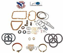 A413 / A470 / A670 Transmission LS Kit 81-Up Stage 3 31TH 30TH