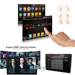 Android 7.1 Car 1 Din 9 Inch Bluetooth GPS FM Wifi Stereo Head Unit Media Player