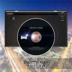 Android 8.0 CD/DVD Player Audio Stereo GPS Navigation 10.1 Inch 4 Core 2 Din