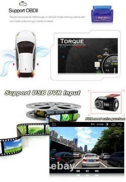 Android 8.1 9in Touch Screen Car Stereo Radio 1+16GB GPS Wifi Mirror Link OBD