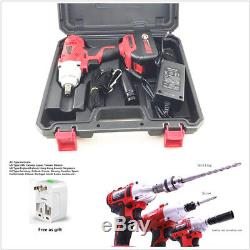 Autos 68V Rechargeable Integrated Electric Impact Wrench+Multifunctional Adapter