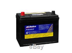 Battery-Gold High Reserve Left ACDELCO PRO 34PGHR