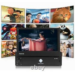 Car Android MP5 Player Navigation Stereo 7 1 Din Screen Bluetooth Media Radio