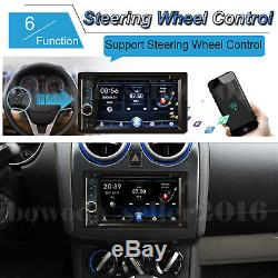 Car Stereo In-Dash CD MP3 Receiver with USB Auxiliary Input Mirror Link For GPS