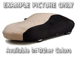 Covercraft Custom Car Covers WeatherShield HP 2-Tone- Indoor/Outdoor- 8 Colors