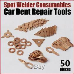 Electric Spot Welding Slide Car Body Stud Welder Gun Dent Repair Kit Dent Puller