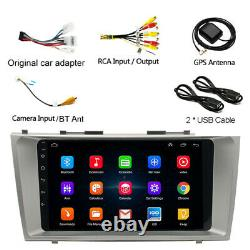 Fit For 07-11 Toyota Camry Android 9.1 Stereo USB 9 Radio 1+16GB GPS TPMS
