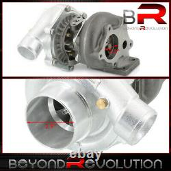 For 350Z 370Z T04E T3/T4 Boost Turbo Charger High Performance 8 Blade Compressor