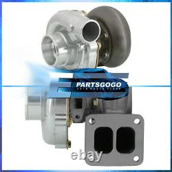 For GMC Sierra Acadia T4 T04B Boost Turbo Charger Upgrade Dual Scroll Ct26 V6 V8