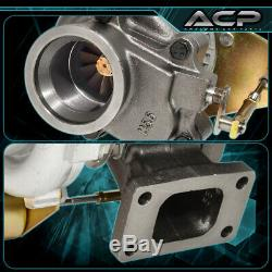 For T3/T4 Turbo Charger V-Band Wastegate Supra Mr2 Ae86 Celica Camry Tacoma