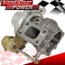 GT28 Turbo Charger +8Psi Internal Wastegate T25.86 A/R Turbine Turbocharger