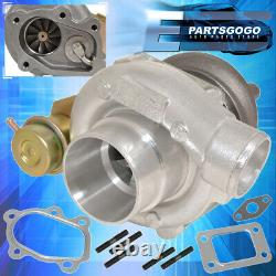 GT28 Water Oil Cooled Disco Potato Turbo Charger T25 Inlet Flange. 60 Compressor