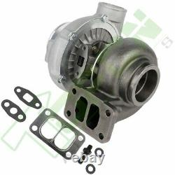 GT35 T70 Turbocharger for 1.8-3.0L Upgrade T3.70 A/R 200-500HP 600Hp Upgrade T3