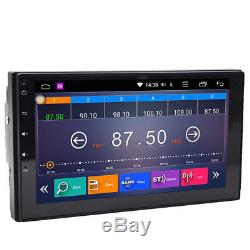 In Dash 7 Android 6.0 3G-WiFi 2 Din Car Radio Stereo no DVD GPS Navi Tablet USA