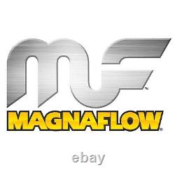 Magnaflow 91004 Universal Catalytic Converter for Chevy S10 & GMC Sonoma
