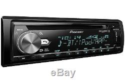 NEW PIONEER STEREO With BLUETOOTH & AUX/USB INPUTS & SIRIUS XM With INSTALLATION KIT