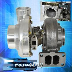 Oil Cooled T70 V-Band Turbo Charger T3 Surge Ports. 70A/R Supra 7MGTe 500Hp+