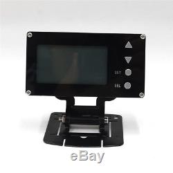 Professional Vehicles LCD Display Electronic Boost Meter Controller Turbo Sensor